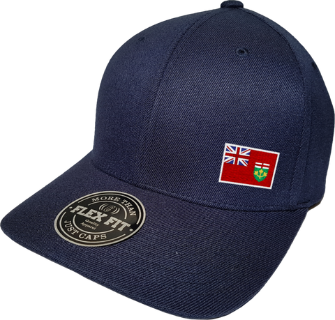 Ontario Cap Flex Fit FLS Navy Blue