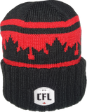 Ottawa RedBlacks Sideline Cuffed Knit Toque