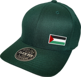 Palestine Cap Flex Fit FLS Green