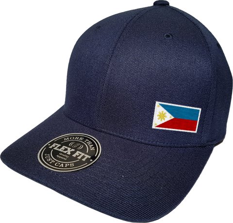 Philippines Cap Flex Fit FLS Navy