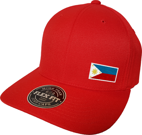 Philippines Cap Flex Fit FLS Red
