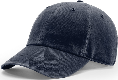 Richardson Pigment Dyed And Washed Cap Navy