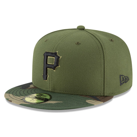Pittsburgh Pirates Fitted 2018 Alt 3