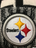 Pittsburgh Steelers NFL 17 Sideline Pom Toque