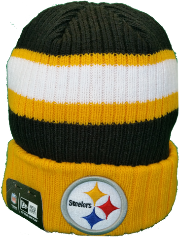 Pittsburgh Steelers Rib Start Toque
