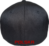 Poland Cap Flex Fit FLS Black