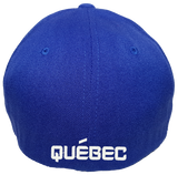 Quebec Cap Flex Fit FLS Royal