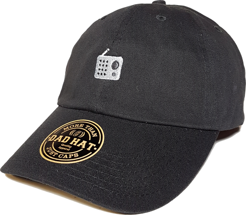 National Radio Day Dad Cap Adjustable