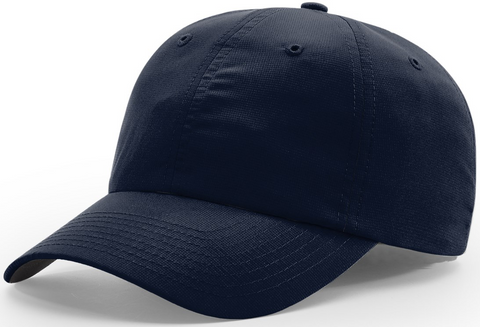 Richardson Relaxed Lite Performance Cap Navy