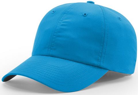Richardson Relaxed Lite Performance Cap Sky Blue