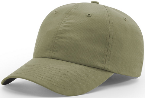 Richardson Relaxed Lite Performance Cap Slate