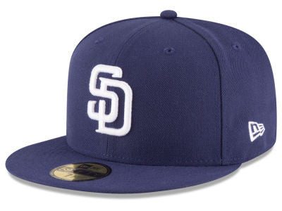 San Diego Padres Fitted Home