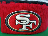 San Francisco 49ers Retro Chill Pom Toque
