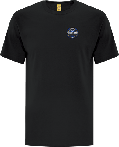 Scotland Benchmark T-Shirt Black