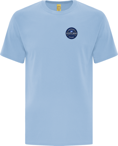 Scotland Benchmark T-Shirt Light Blue