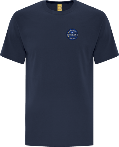 Scotland Benchmark T-Shirt Navy