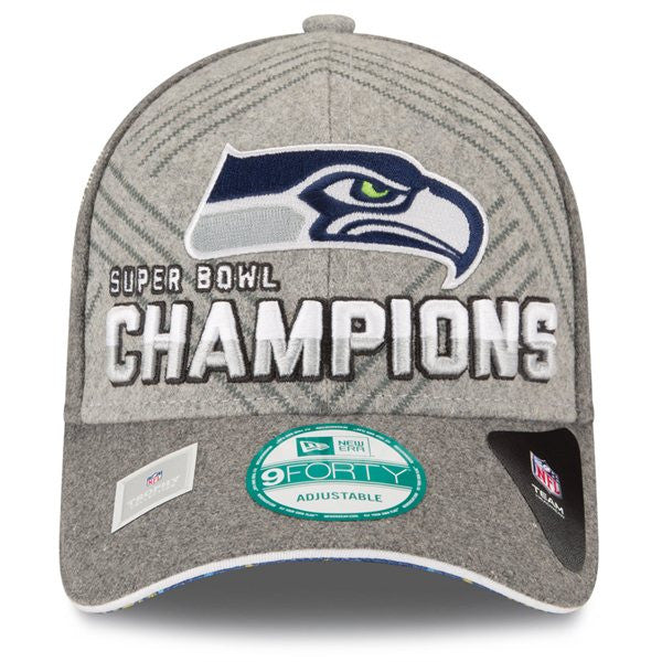 Seattle Seahawks Superbowl Champions Locker Room Cap