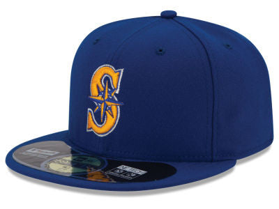 Seattle Mariners Fitted Alt 2