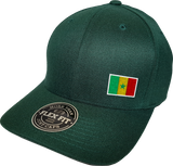 Senegal Cap Flex Fit FLS Green