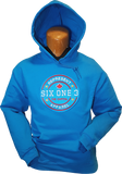 Six One 3 Benchmark Hoodie Shock Blue