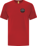 Canada Benchmark T-Shirt Red