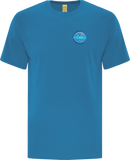 Six One 3 Benchmark T-Shirt Saphire