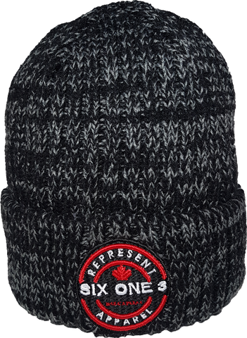 Six One 3 Chunky Knit Toque