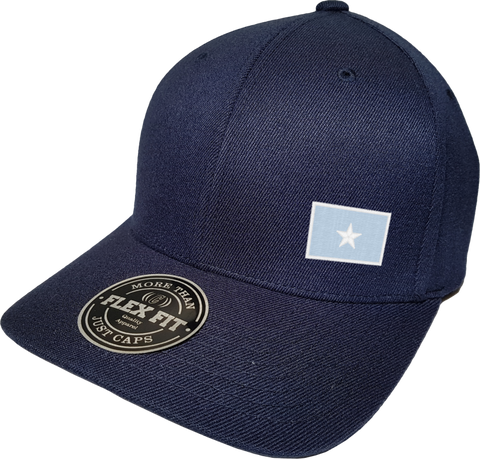 Somalia Cap Flex Fit FLS Navy Blue