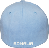 Somalia Cap Flex Fit FLS Sky Blue