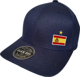 Spain Cap Flex Fit FLS Navy