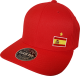 Spain Cap Flex Fit FLS Red