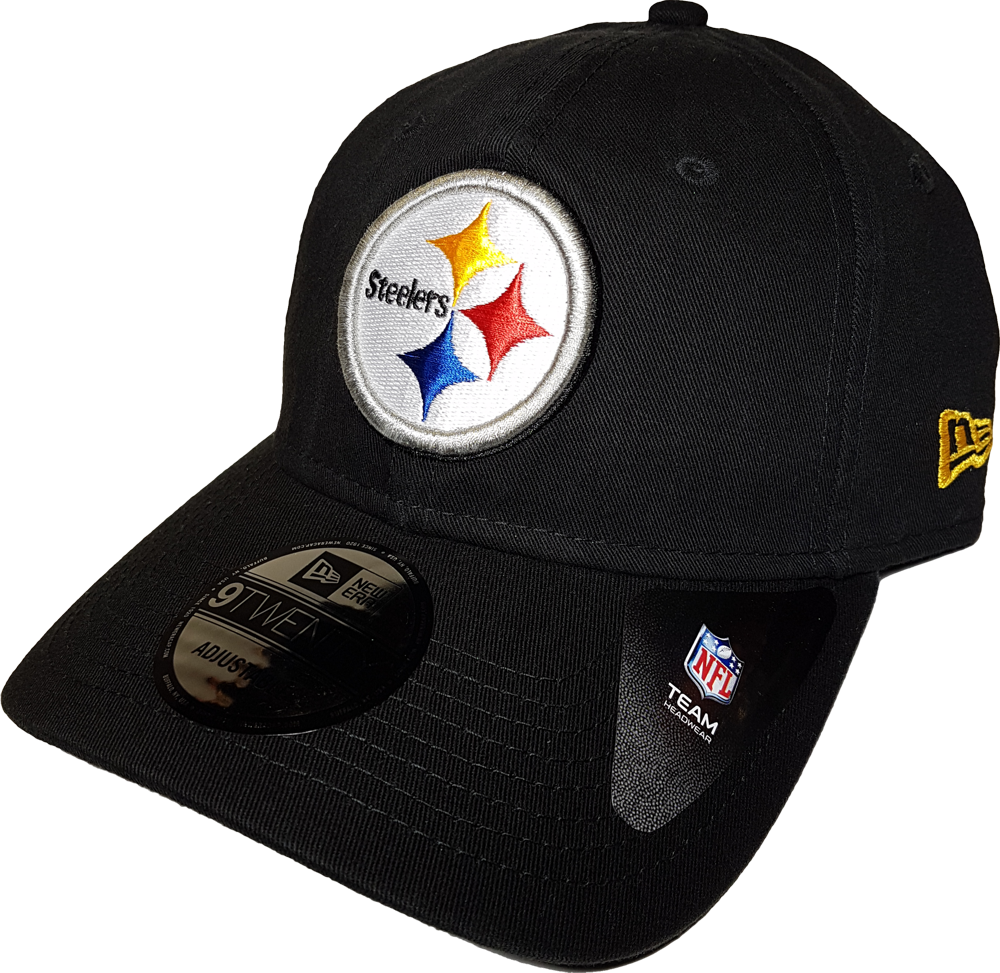Pittsburgh Steelers Relaxed Fit Adjustable Cap – More Than Just Caps  Clubhouse 57ffd283008