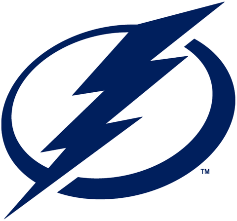 Tampa Bay Lightning Jersey Numbering Pro Stitched 3 Layer