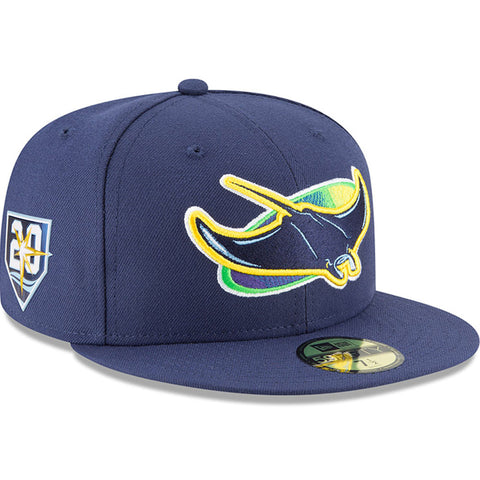 Tampa Bay Rays Fitted Alternate 2018