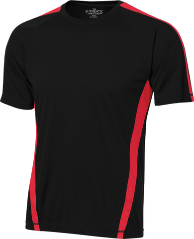 Performance Tech Jersey Black-Red