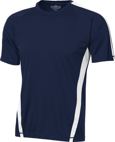 Performance Tech Jersey Navy-White