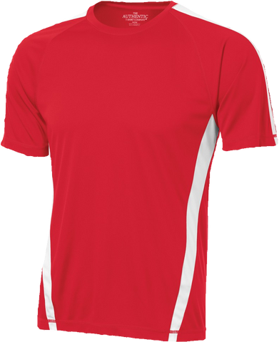 Performance Tech Jersey Red-White