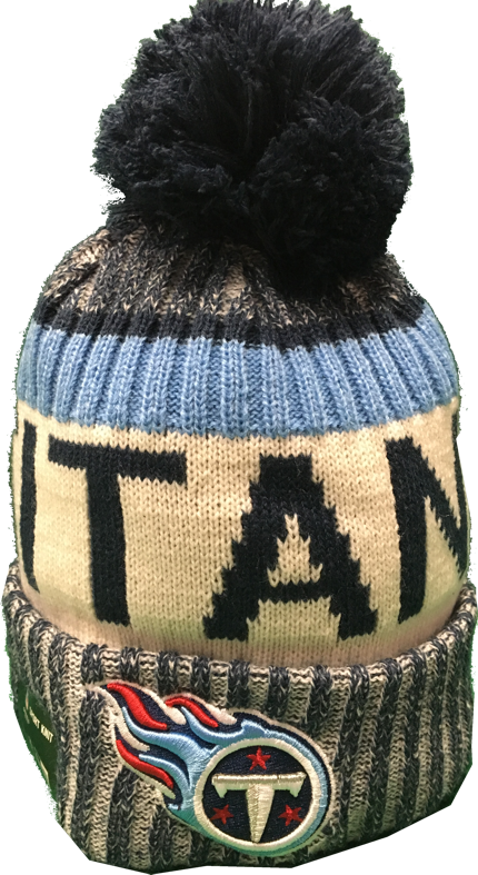 acec18a7f81 Tennessee Titans NFL 17 Sideline Pom Toque – More Than Just Caps Clubhouse