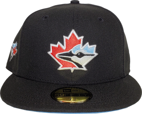Toronto Blue Jays New Era 59Fifty Exclusive Black