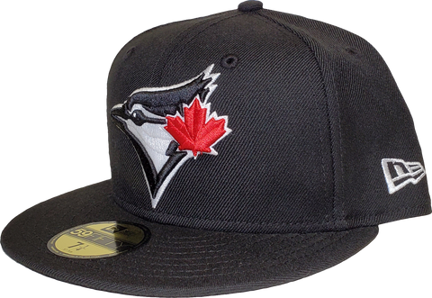 Toronto Blue Jays New Era 59Fifty Fitted Black