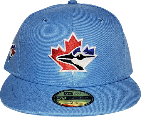 Toronto Blue Jays New Era 59Fifty Exclusive Sky Blue