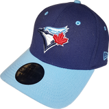Toronto Blue Jays 3930 Flexfit Custom Exclusive Navy and Powder Blue
