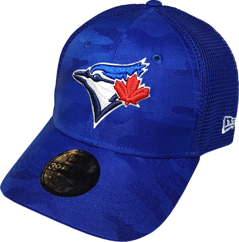 Toronto Blue Jays 3930 Camo Front Neo Youth