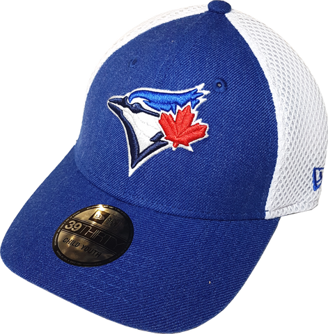 Toronto Blue Jays 3930 Heather Front Neo Youth