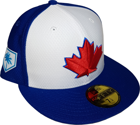 Toronto Blue Jays Fitted Spring Training Cap