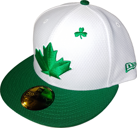 Toronto Blue Jays Fitted St. Patrick's Day Cap