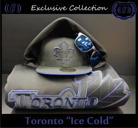 Toronto Ice Cold Thermal Hoodie
