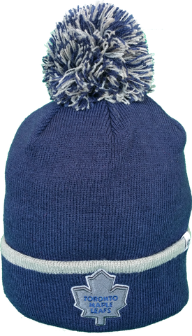Toronto Maple Leafs Baraka Pom Toque