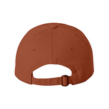 Blank Slouch Fit Cap Adjustable Strap Dad Hat