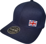 United Kingdom Cap Flex Fit FLS Navy